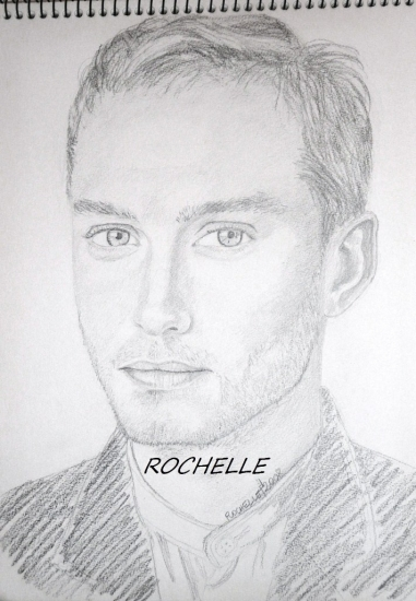 Jude Law par Rochelle